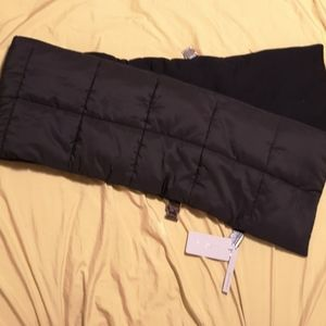 NWT Zara Quilted Style Scarf